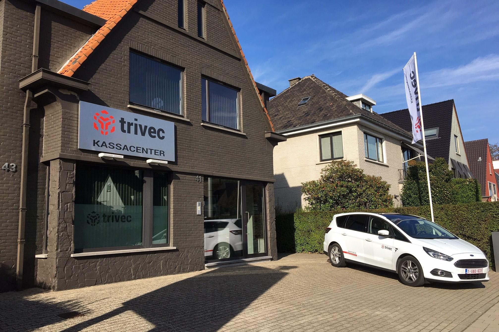 Trivec office Belgium