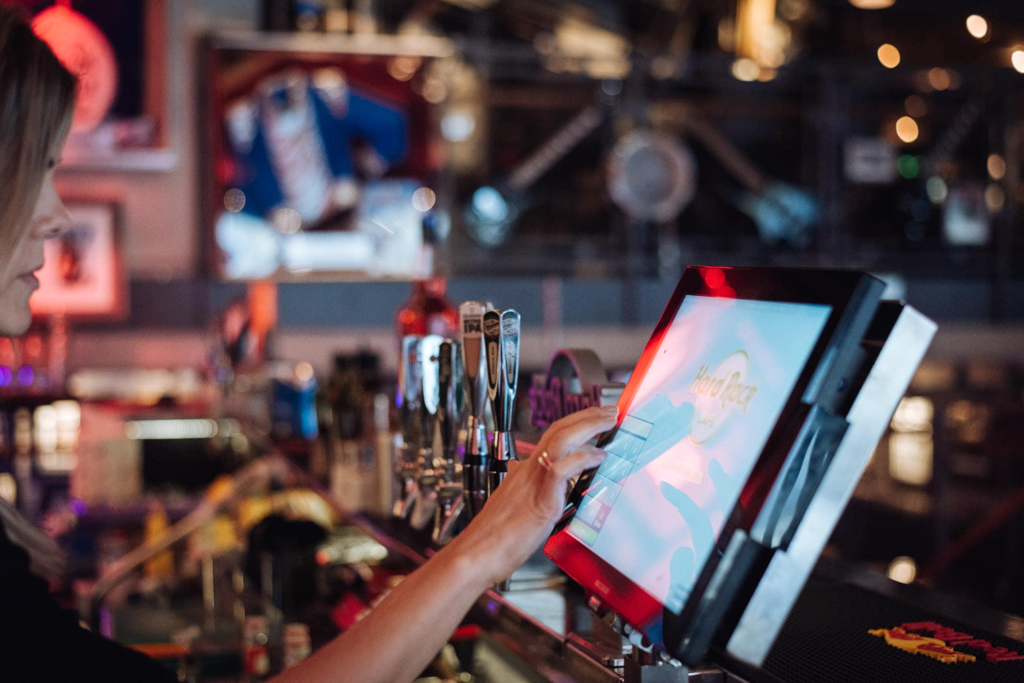 Markedsleder inden for kasseapparat til restaurant, bar og hotel